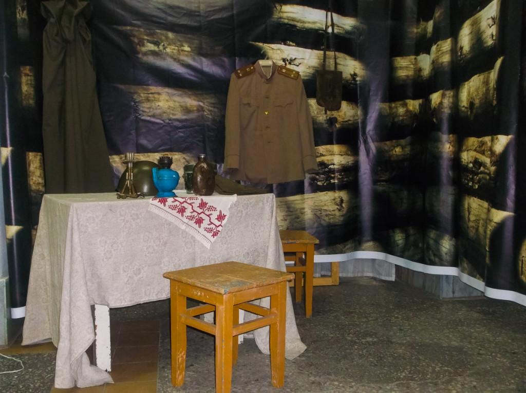 Музейная ночь 2015 в Бийске в Выставочном зале