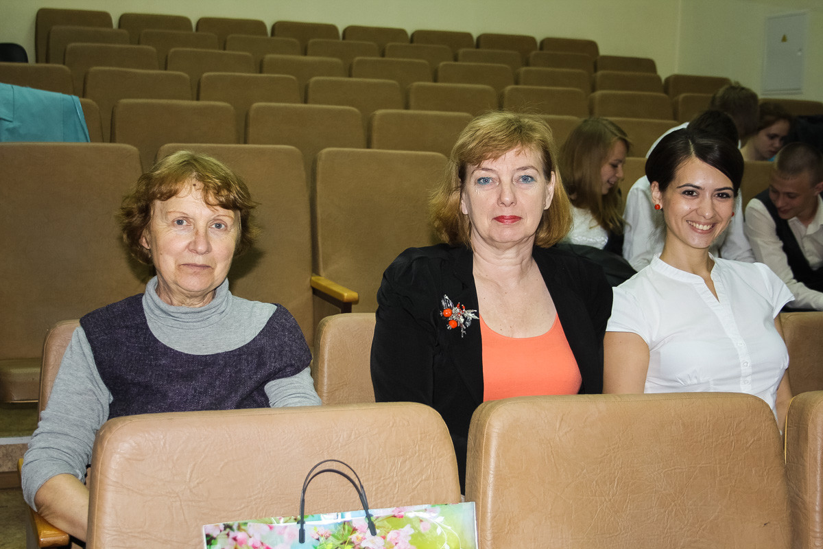 Итоги конкурса «Художественное чтение». 27 мая 2015 года