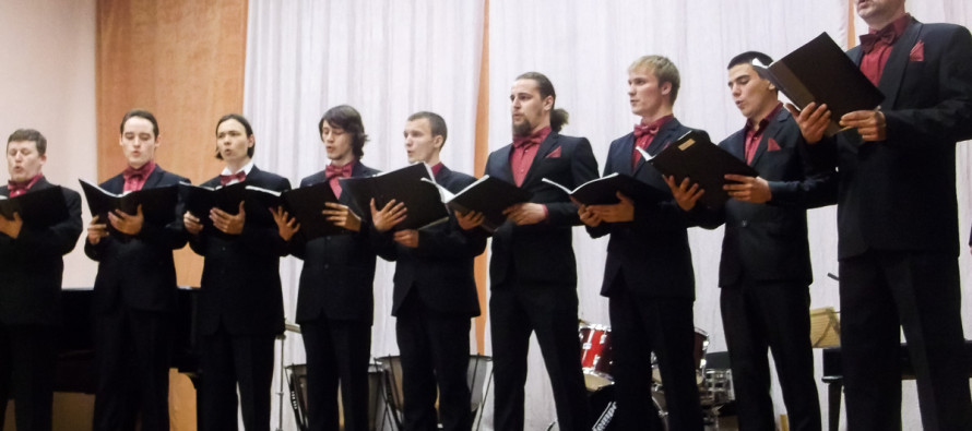 В музыкальном колледже прошел отчетный концерт