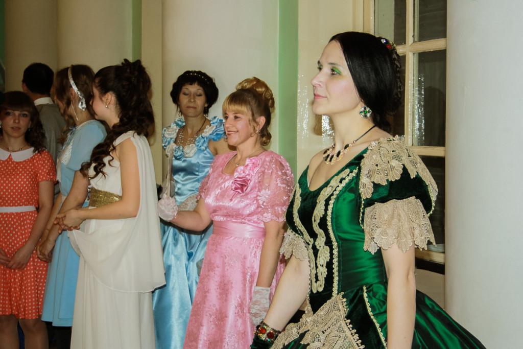 Весенний танцевальный вечер в Бийске