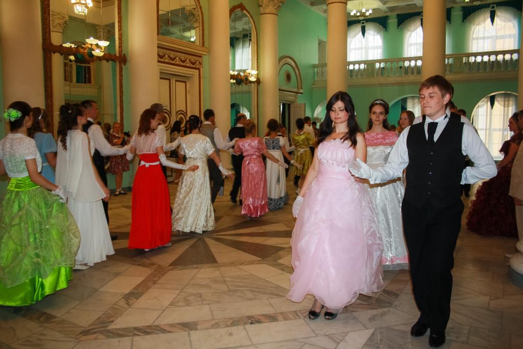 Фотографии с весеннего бала в Бийске
