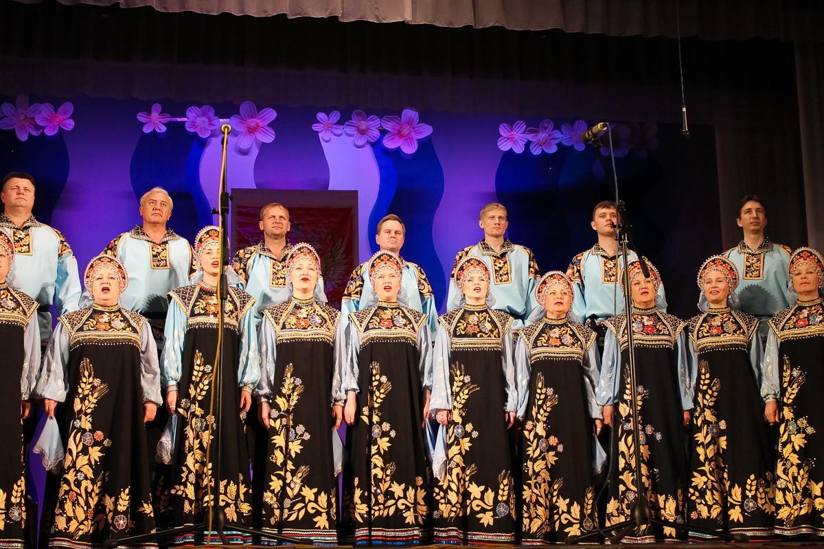 Концерт «Люблю тебя, моя Россия». 12 июня 2015 года