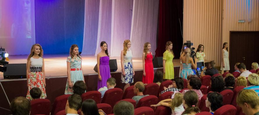 Первый Фестиваль моды в Бийске