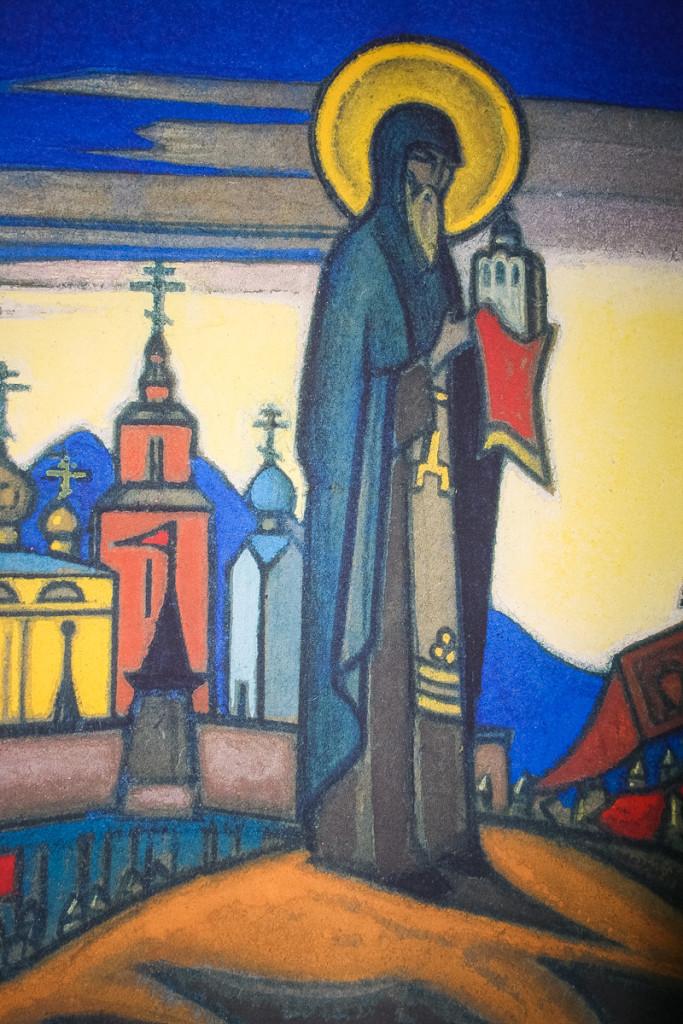 """в Бийске работает выставка """"Пакт Рериха. История и современность"""""""