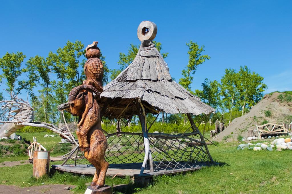 Художественно-этнографический парк «Легенды и сказки Алтая»