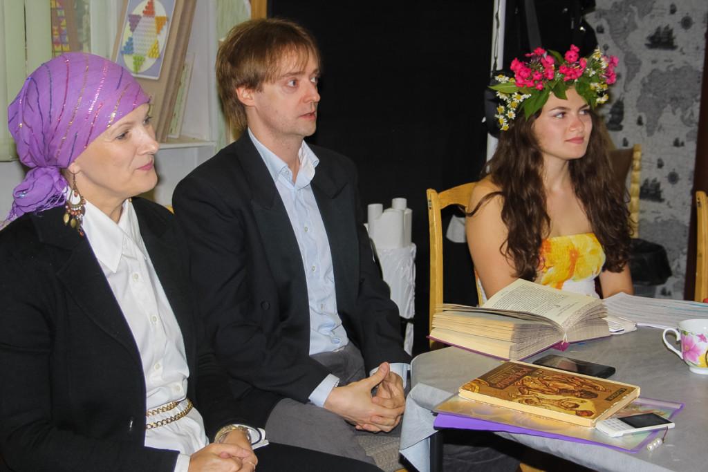 В Бийске состоялся вечер, посвященный сказкам