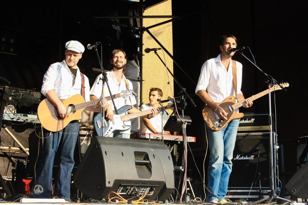 Группа «Paramaribo» из Барнаула