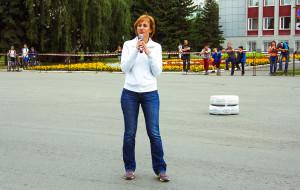 Соревнования по скоростному маневрированию. 9 августа 2015 года