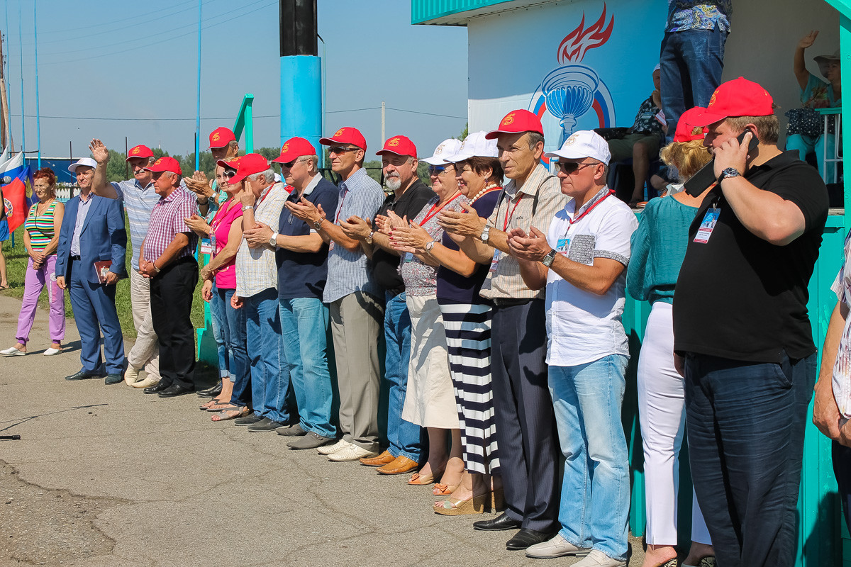 Открытие фестиваля «Земляки». 7 августа 2015 года