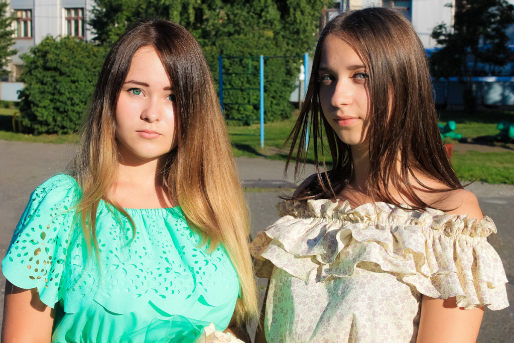 В Бийске прошел летний флешмоб женственности