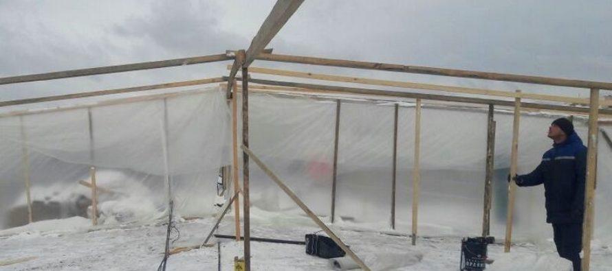 В Алтайском крае при ремонте крыш многоквартирных домов начали использовать новую технологию