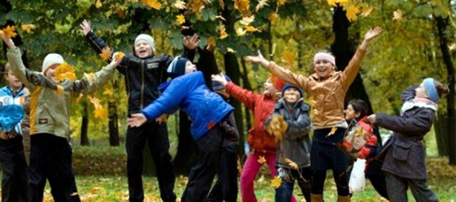 В период осенних каникул в краевых мероприятиях примут участие более 2,4 тысячи школьников