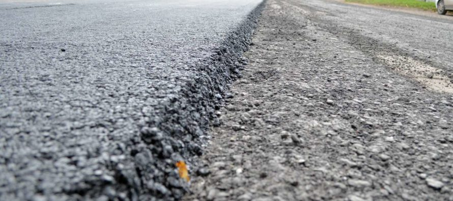 Отремонтирован участок дороги из Бийска в Белокуриху