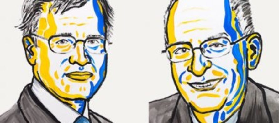 Нобелевскую премию по экономике получили Хант и Хольстрем