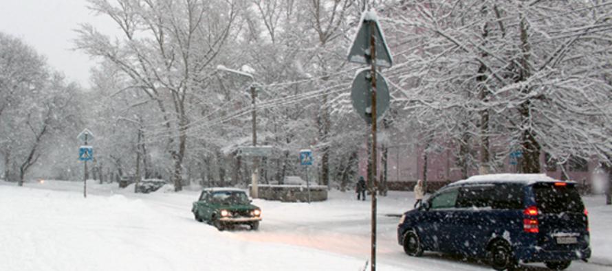 В конце недели в Бийске ночная температура опустится до 17 градусов мороза