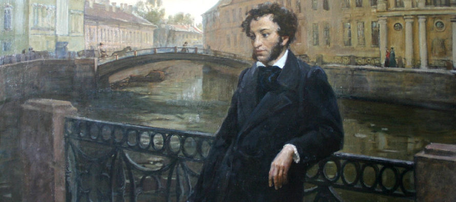 В Барнауле открыли выставку иллюстраций к произведениям Александра Пушкина