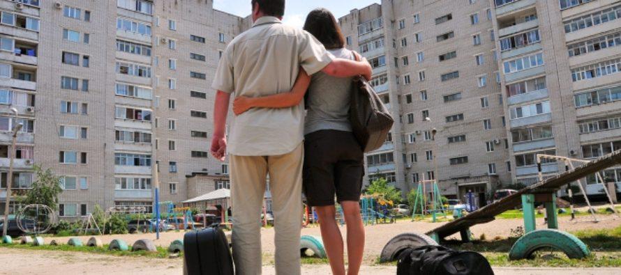 За три года более 2,5 тысячи жителей Бийска получили квартиры