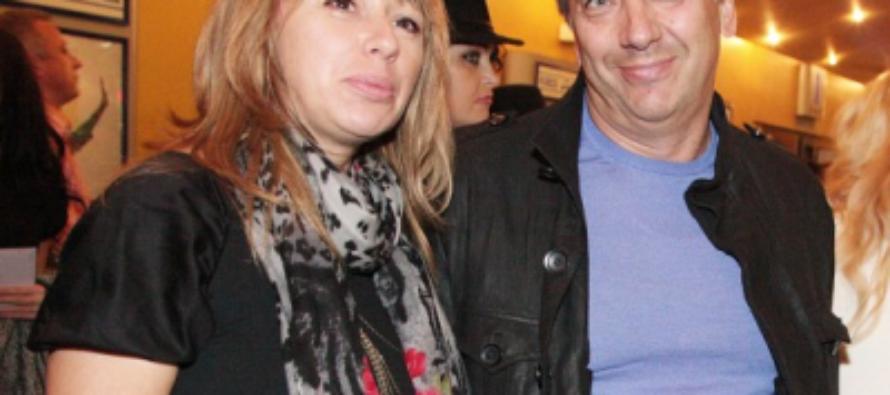 Певица Апина разводится с мужем