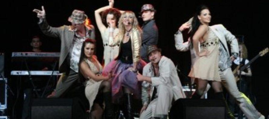 Кристина Орбакайте объявила о начале мирового турне