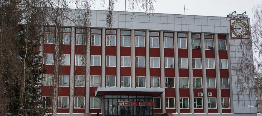Пятидесятое заседание Думы Бийска состоится 20 октября