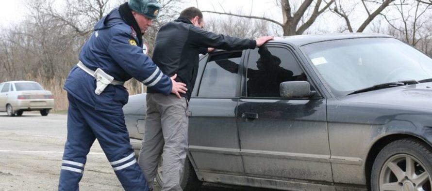 Полицейским удалось найти автомобиль, который потерял пьяный бийчанин
