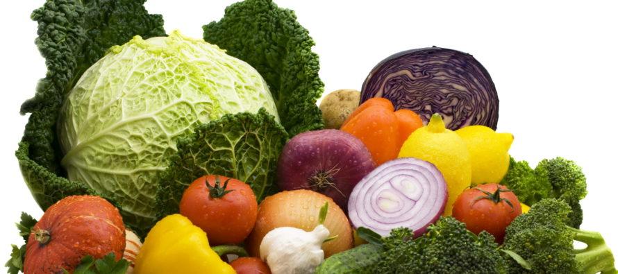 В Сибирском регионе самые низкие цены на сезонные овощи в Алтайском крае