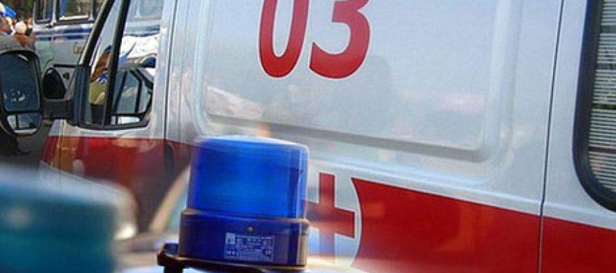 В Барнауле 80-летняя бабушка выпала из автобуса №53