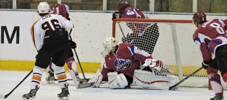Хоккеисты «Алтая» обыграли «Чебоксары» в первом выездном матче