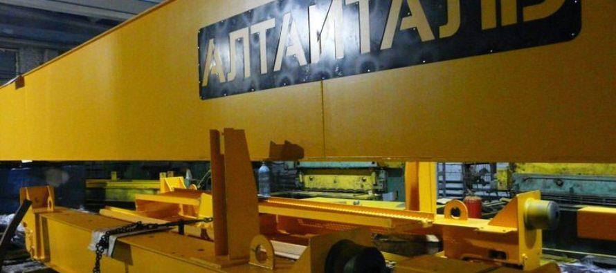 Алтайское машиностроительное предприятие отправило продукцию в Гвинею