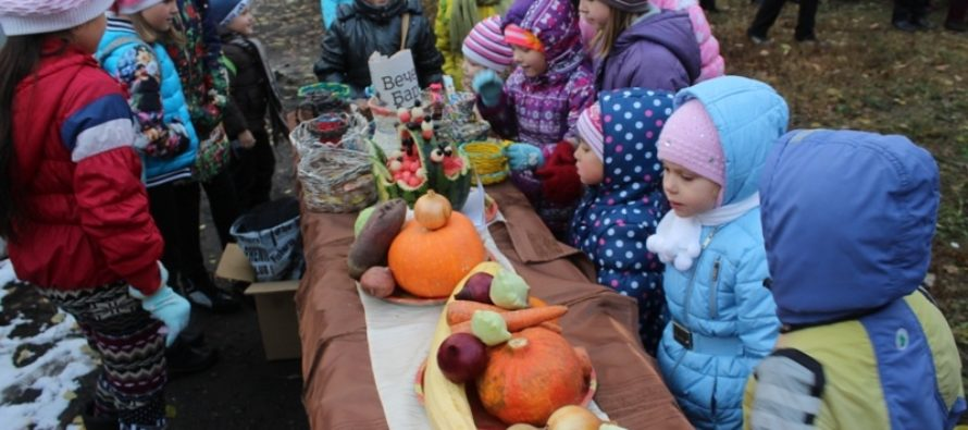 Активисты ТОС «Тимуровский» организовали праздник осени