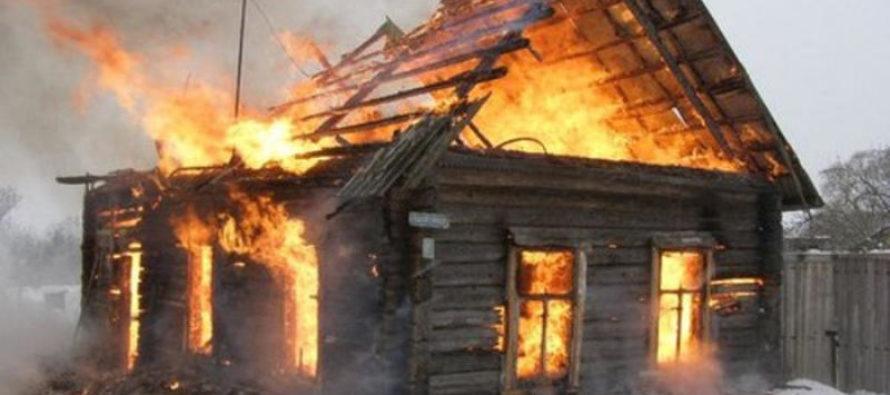 Самая частая причина пожаров – неосторожное обращение с огнем