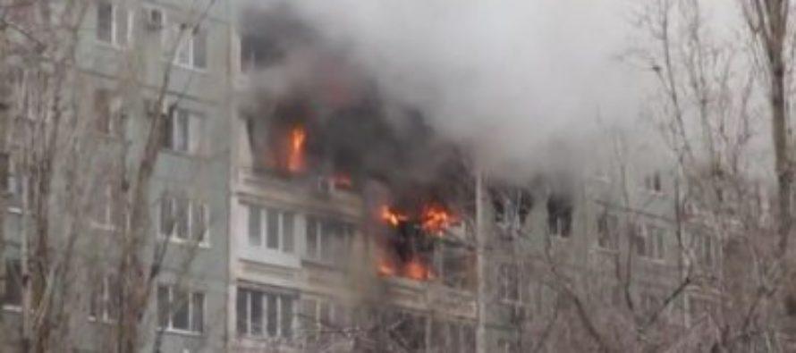 Озвучена причина взрыва дома в Рязани