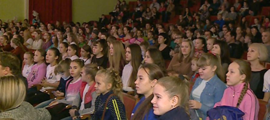 В Бийске завершился фестиваль «Роза ветров»