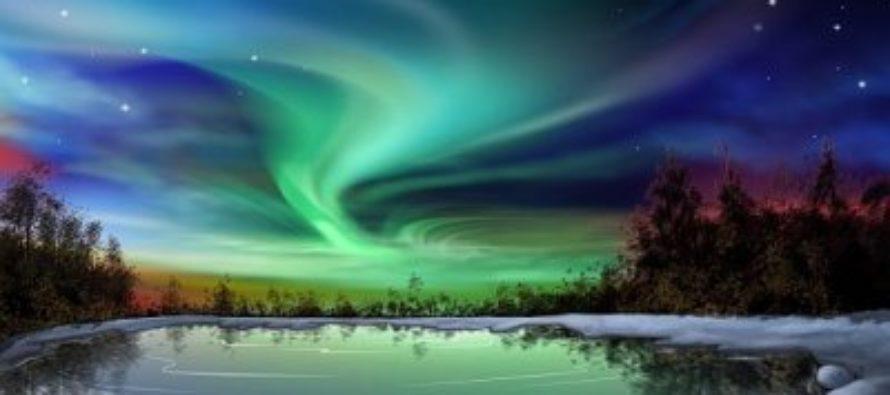 Ученые выяснили, что у Северного сияния есть звук
