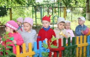 Детский сад № 57 «Радуга»: детство не кончается никогда!
