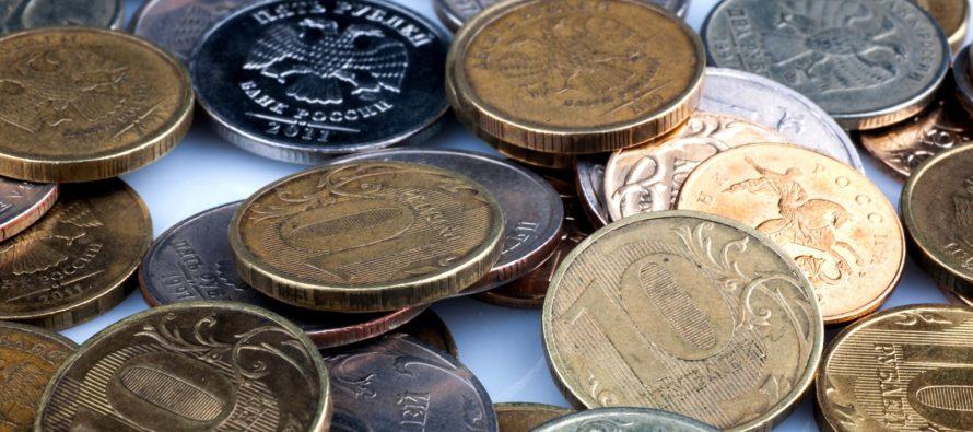 В среднем зарплата жителей Алтая увеличилась на 4,8%