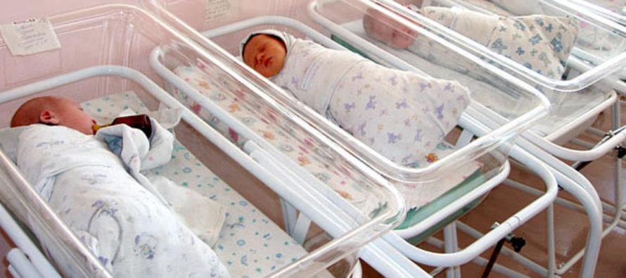Впервые в этом году в Благовещенском районе Алтайского края рождаемость превысила смертность