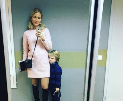 Екатерина Гордон беременна во 2-ой раз