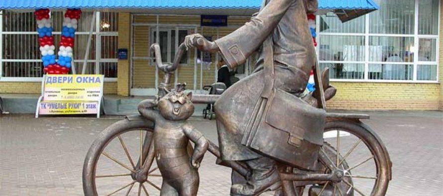 Лучший почтальон Сибири работает в Барнауле