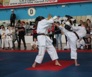 Алтайские спортсмены стали призерами Всероссийских соревнований по восточному боевому единоборству