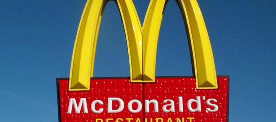 Еще один: в Барнауле откроют новый McDonalds