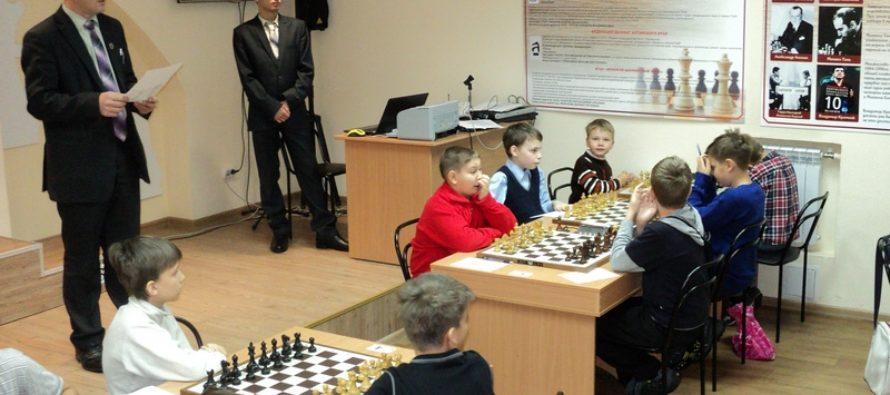 Алтайский шахматный клуб по оснащению — один из лучших в Сибирском федеральном округе — Андрей Филатов
