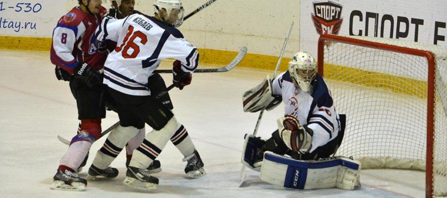 Алтайского хоккеиста Филиппа Фреера вызвали в сборную Сибирского федерального округа