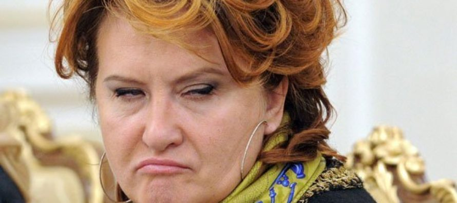 В Швейцарии арестованы счета бывшего российского министра Скрынник на 60 млн франков