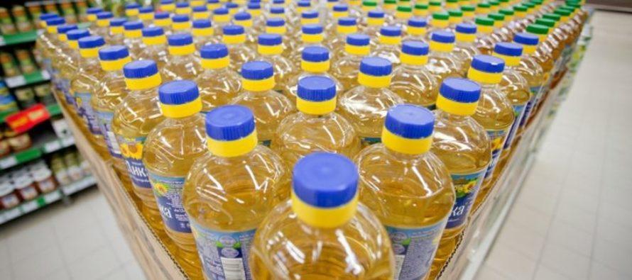 Алтайский край увеличил поставки подсолнечного масла в Китай