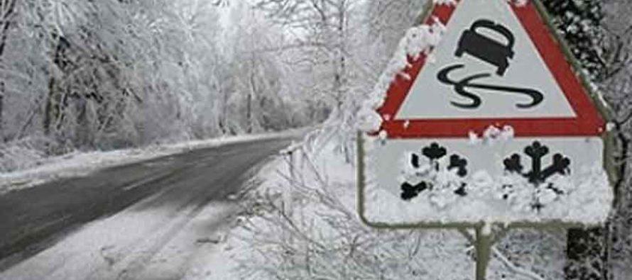 Водителям в Бийске нужно быть осторожными