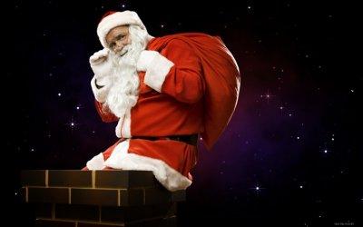 Санта-Клаус портит отношения между детьми иродителями