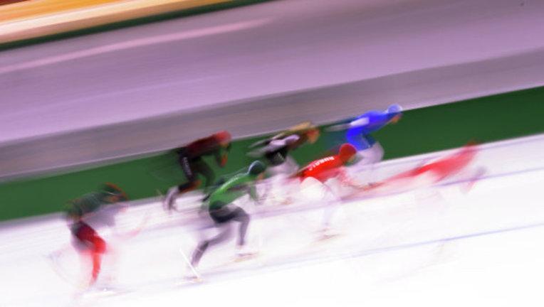 Нижегородская конькобежка Дарья Качанова одержала три победы наюниорских соревнованиях