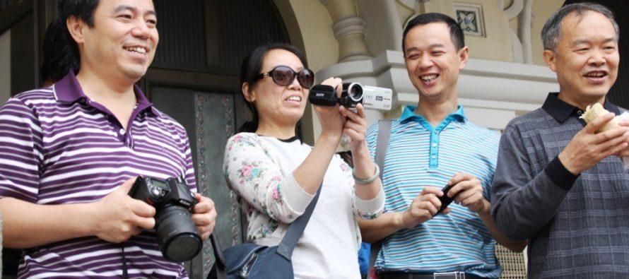 Поток туристов в Алтайский край достиг двух миллионов человек