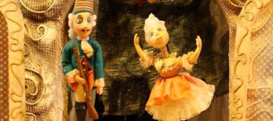 Губернаторский проект «Поезд культуры»: алтайский театр кукол «Сказка» приступил к завершающему этапу гастролей